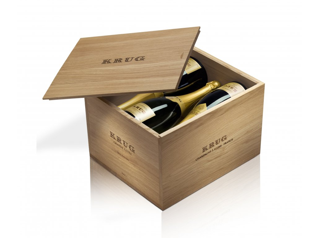 Krug wooden box