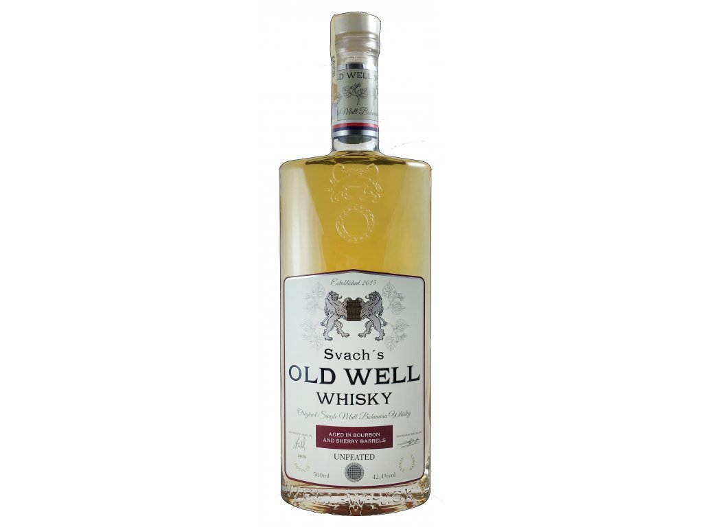 vyrp11 209Old well whisky bourbon sherry A