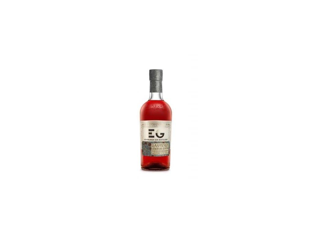 Edinburgh gin likér Raspberry 20% 0,5l