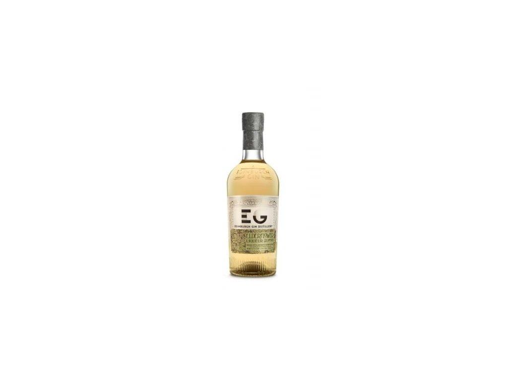 Edinburgh gin likér Elderflower 20% 0,5l