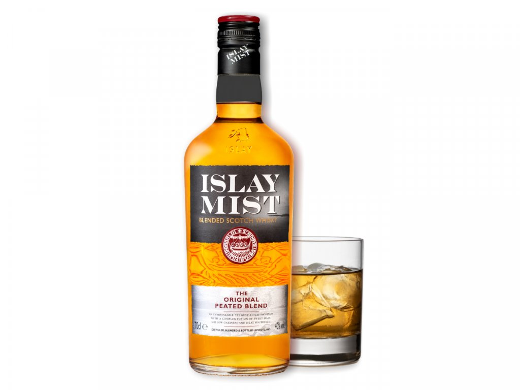 Islay Mist Scotch Whiskey