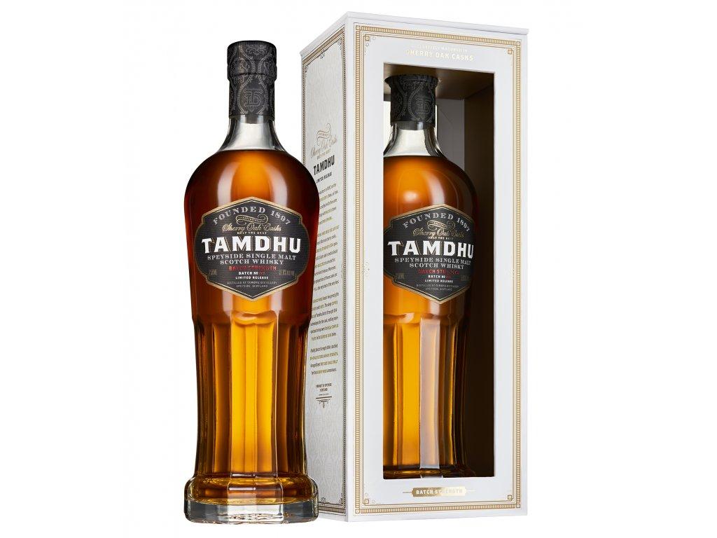 Tamdhu Batch 5 59 Angled Box+Bottle2 750ml 150dpi