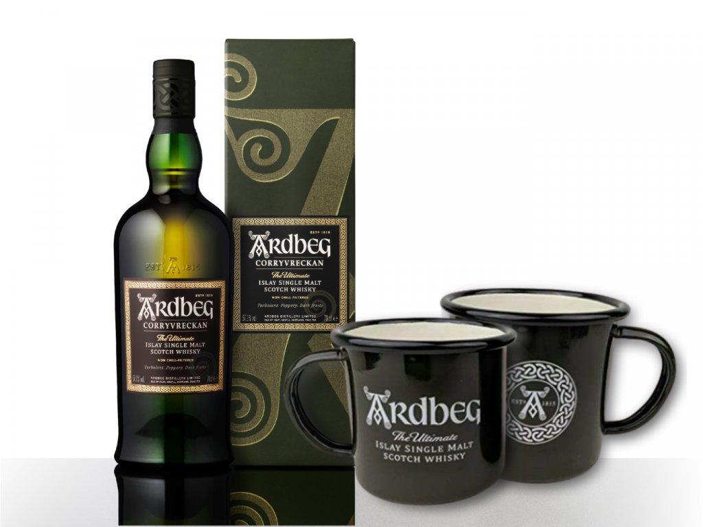 Ardbeg Corryvreckan 0,7l 57,1% GB Whisky + Dárek