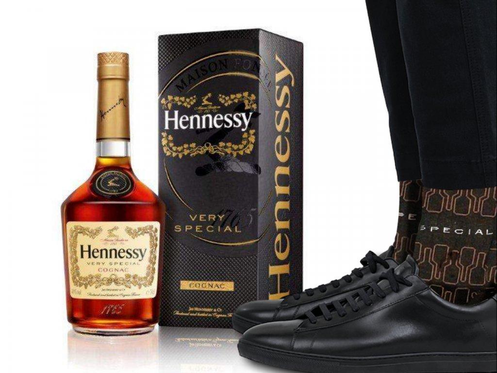 Hennessy ponozky