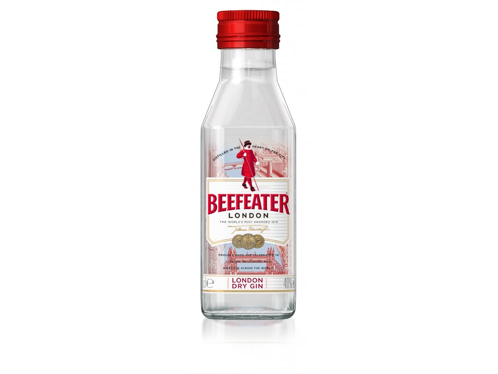 13438667 Beefeater Dry Bottle 5cl PET large