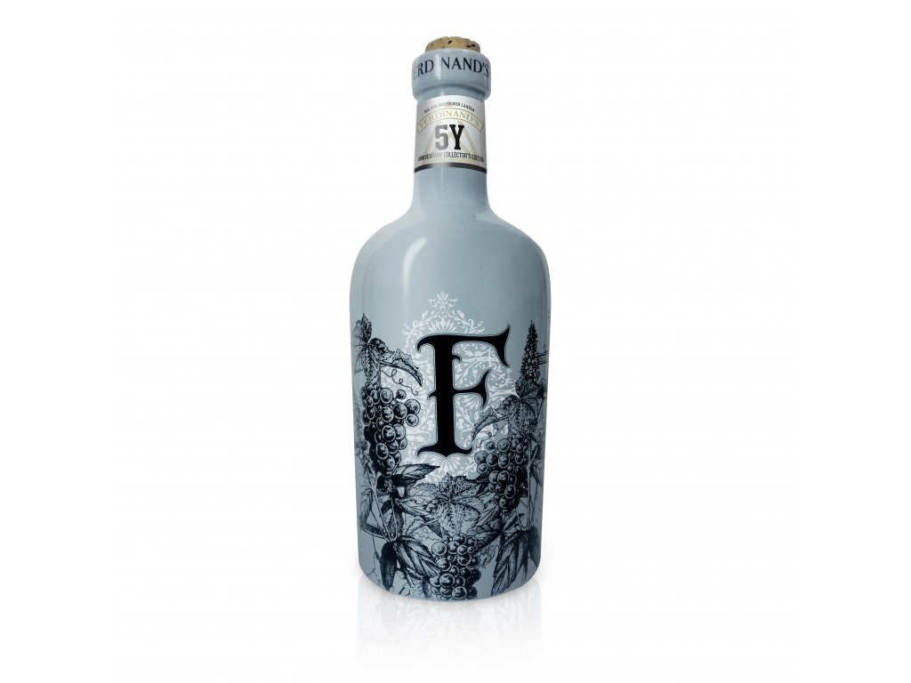 Ferdinand's Saar Dry Gin Lmitovaná Edice 5Y Anniversary 45% 0,5