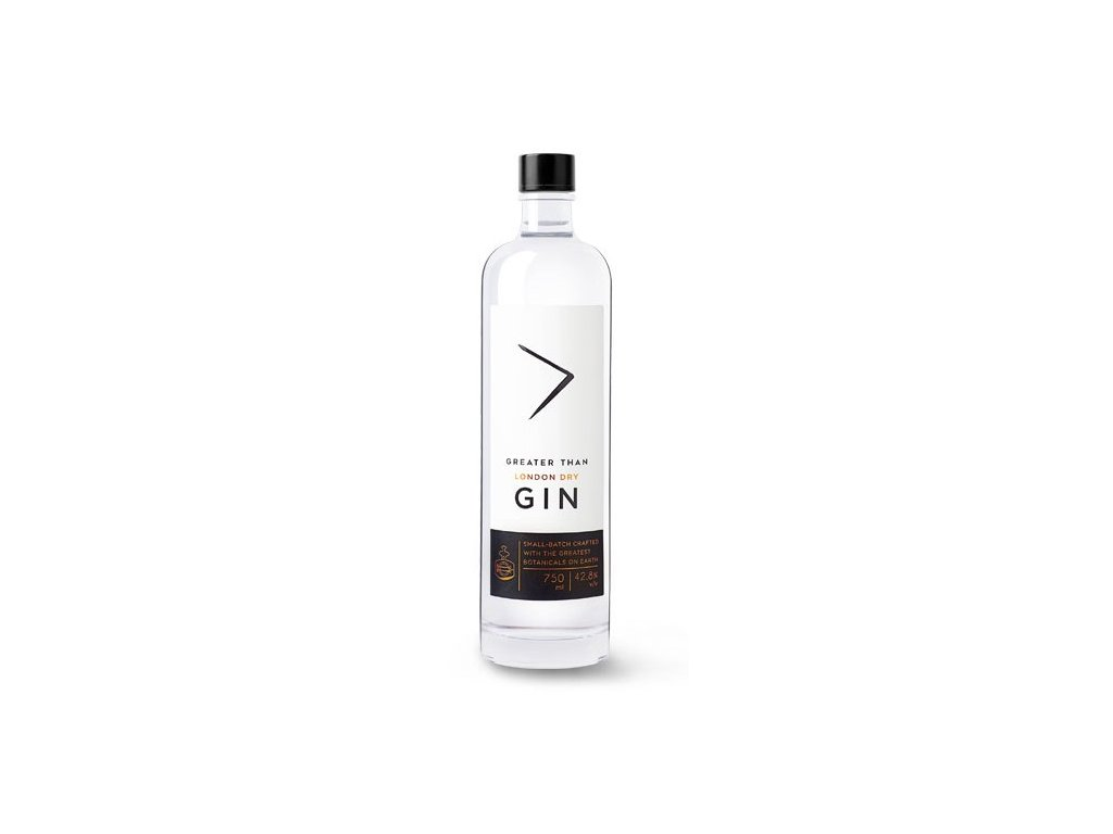 Greater Than London Dry Gin 40% 0,7