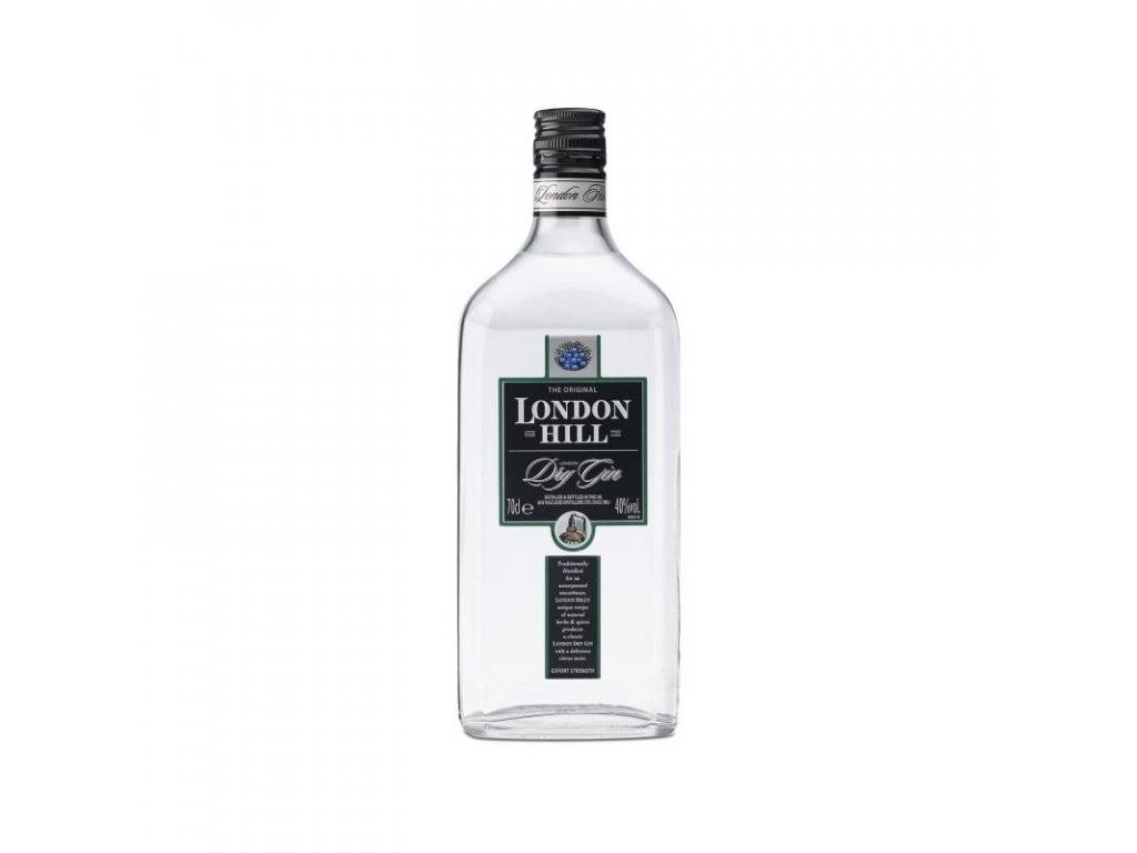 London Hill Dry Gin 40% 0,7