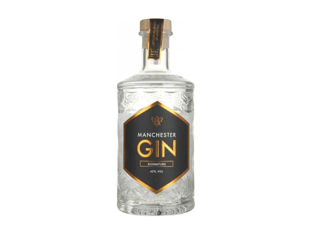 Manchester Gin 42% 0,5l