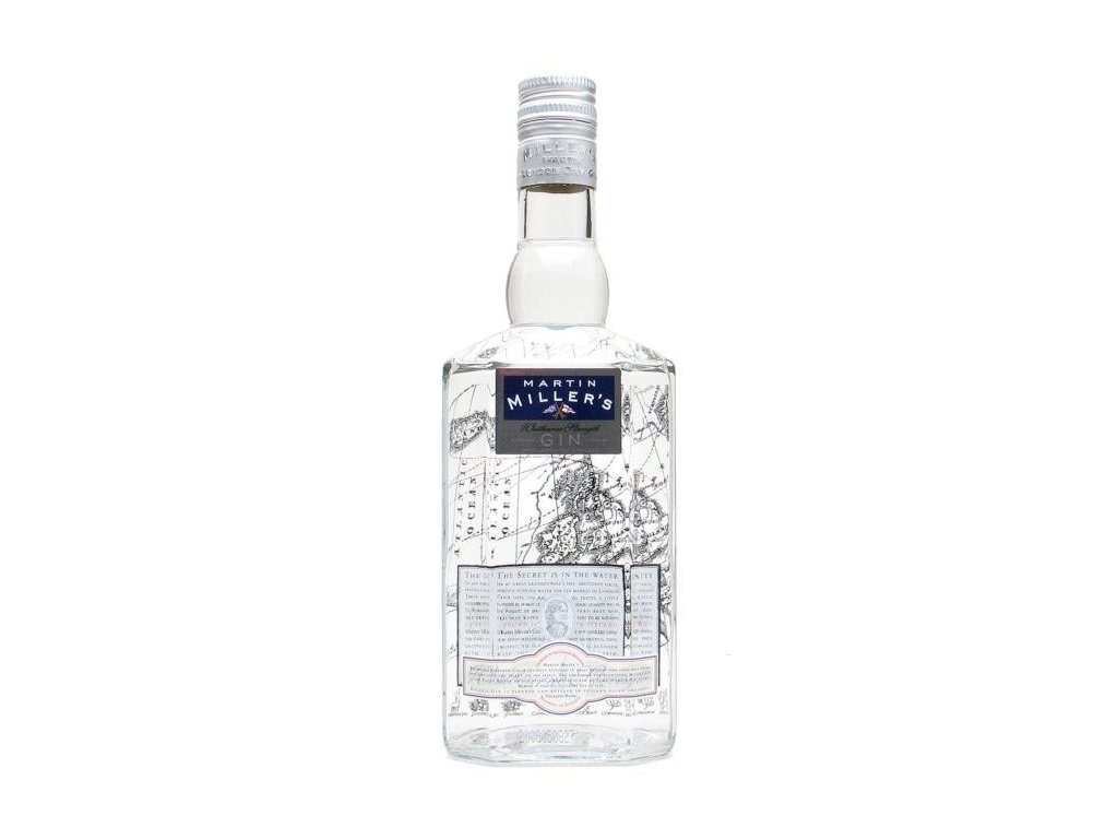 Martin Miller's Gin Westbourne Strength 43% 0,7