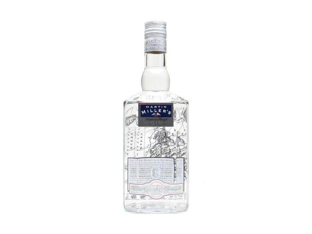 Martin Miller's Gin Westbourne Strength 43% 0,7