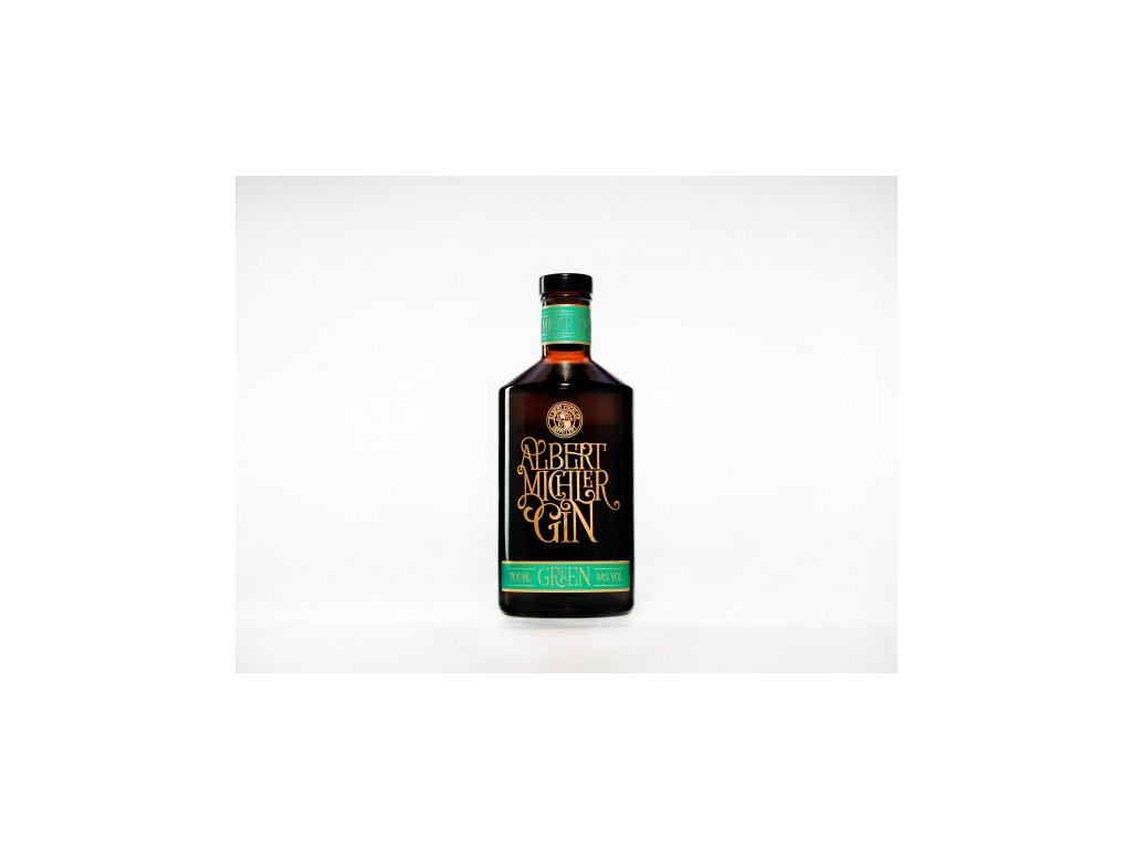 Michlers Gin Green 44% 0,7