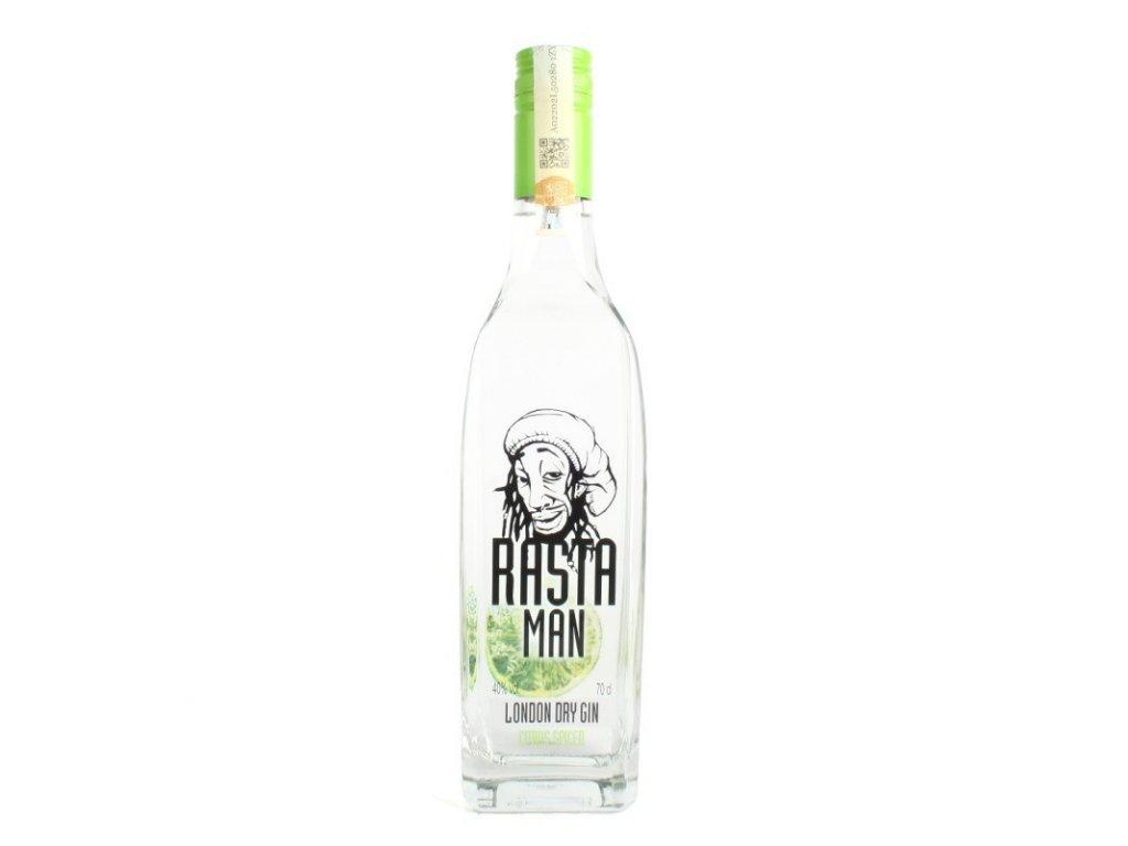 Rastaman Spiced Gin 40% 0,7