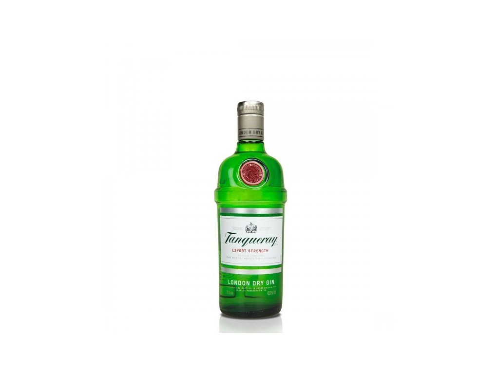 Tanqueray London Dry Gin 43,1% 1l