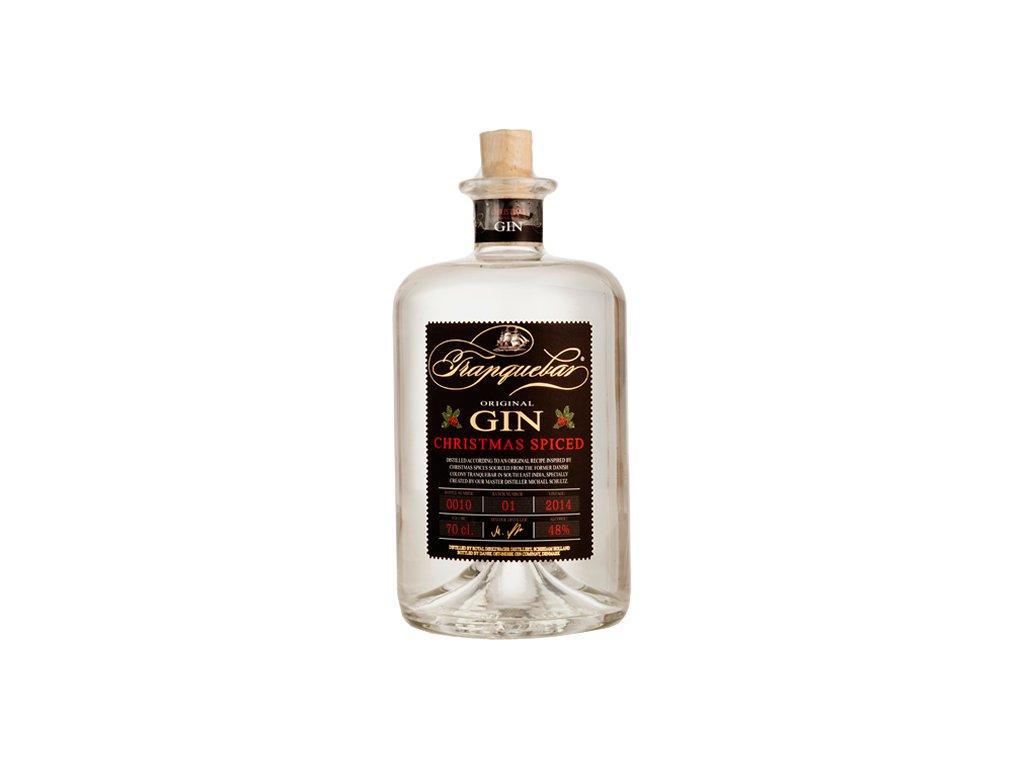 Tranquebar Christmas Spiced Gin 48% 0,7
