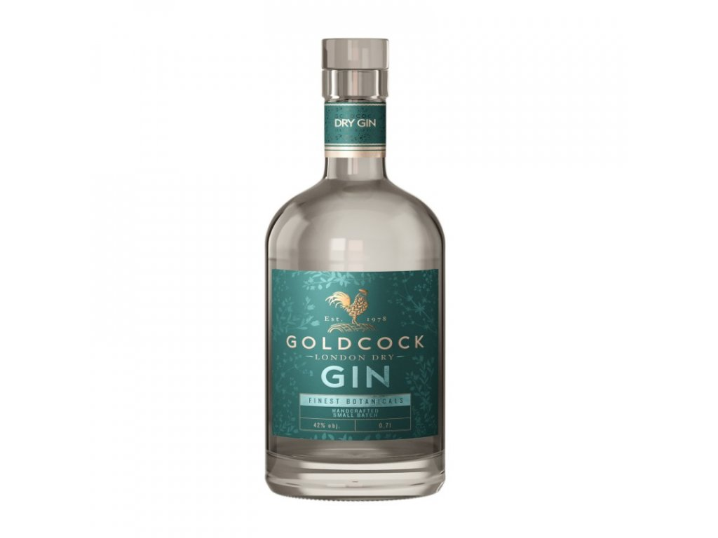 gold cock gin 40 07l