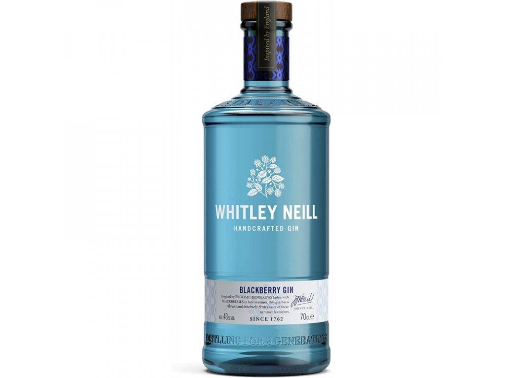 whitley neill blackberry gin 07l 43