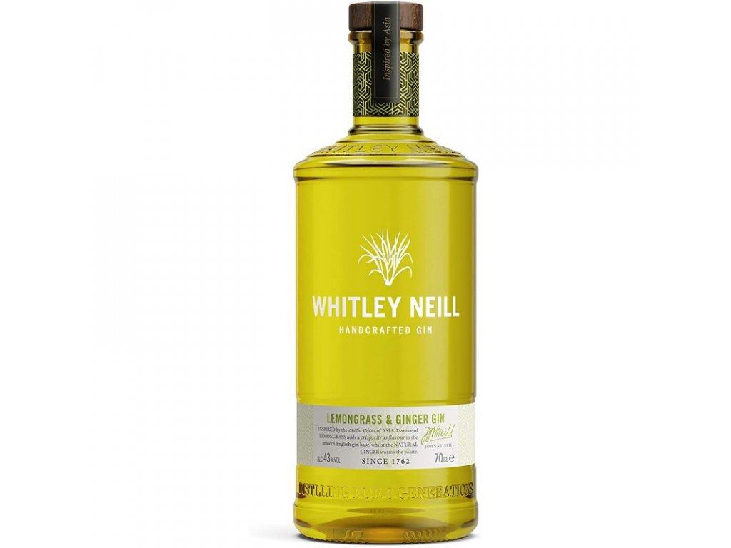 whitley neill lemongrass ginger gin 07l 43