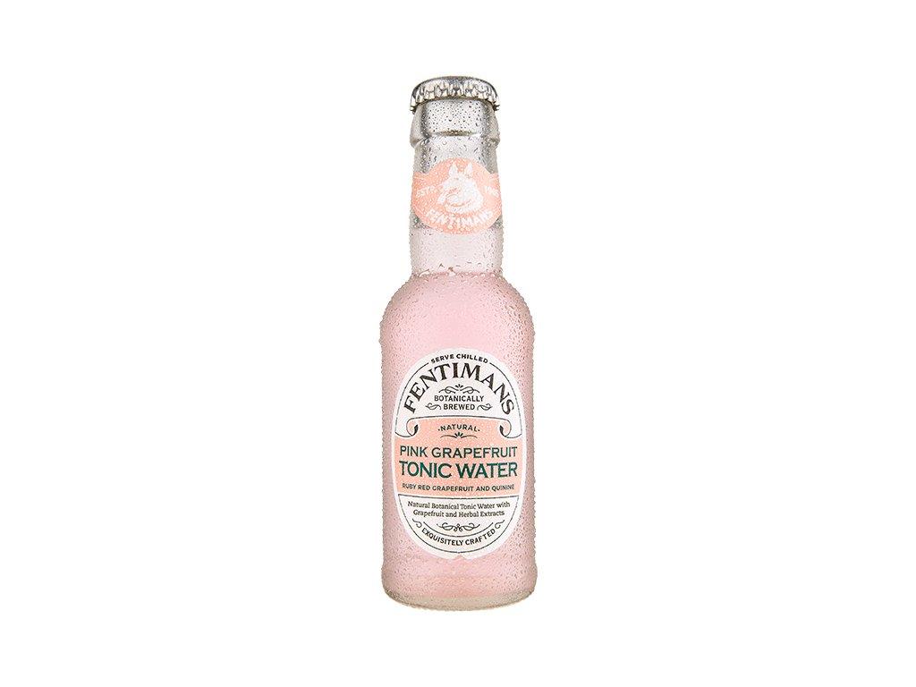 Fentimans Premium Pink Grapefruit Tonic 0,125