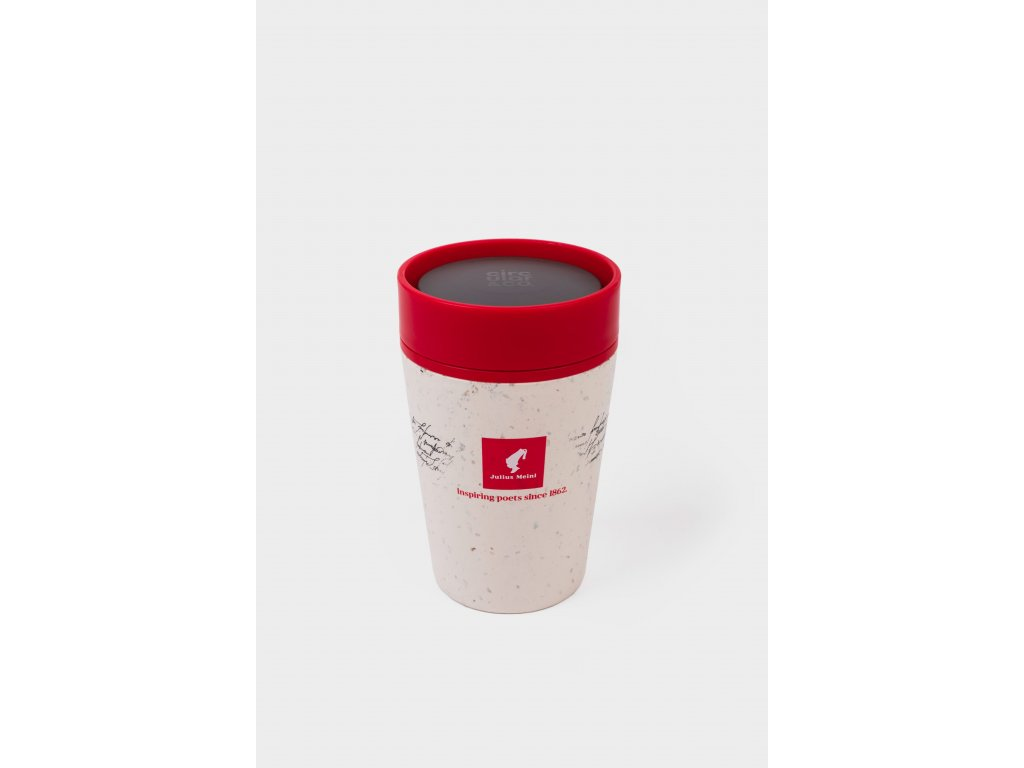 take away cup front
