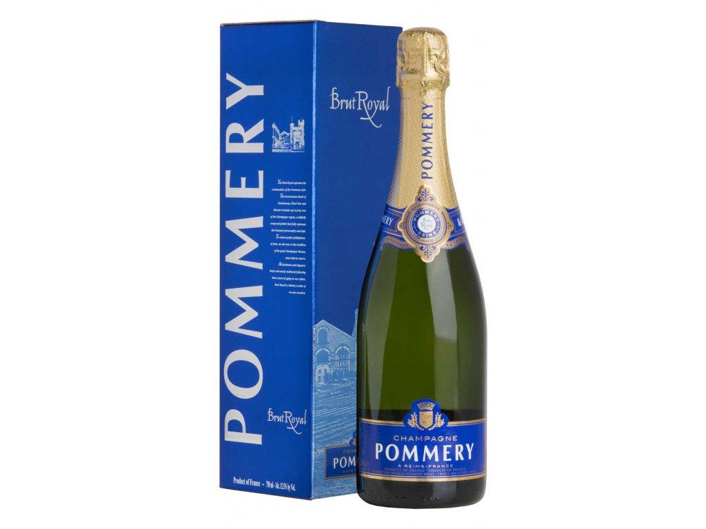 champagne brut royal in box 5621 zoom