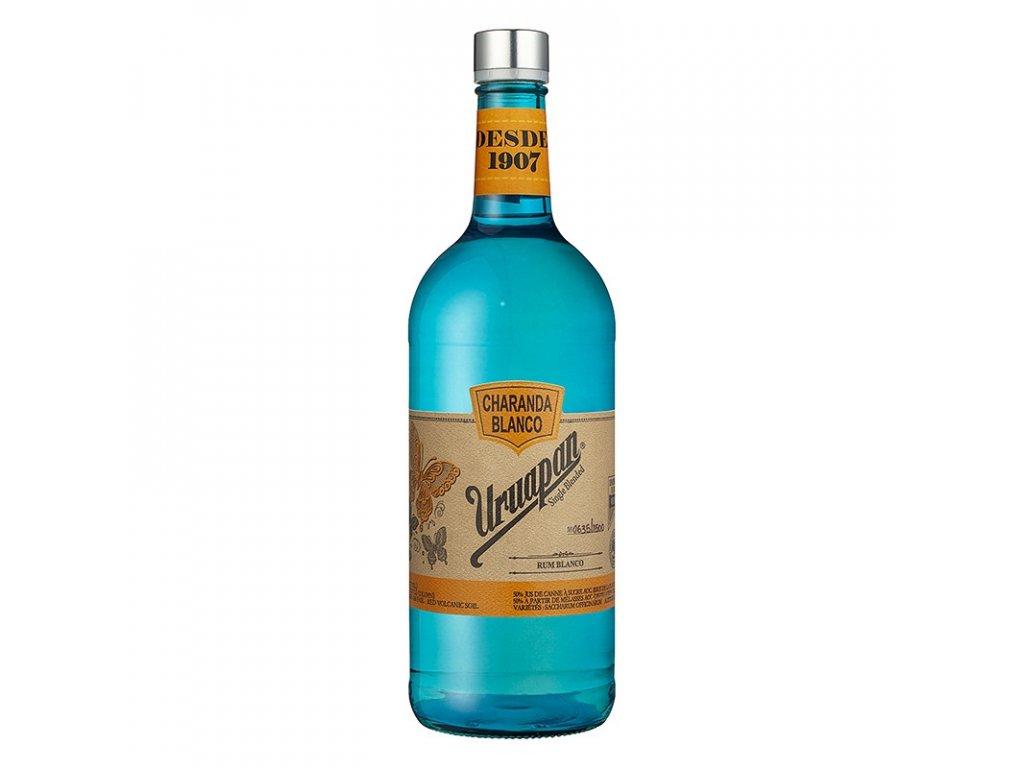 uruapan charanda blanco rum 40 1l