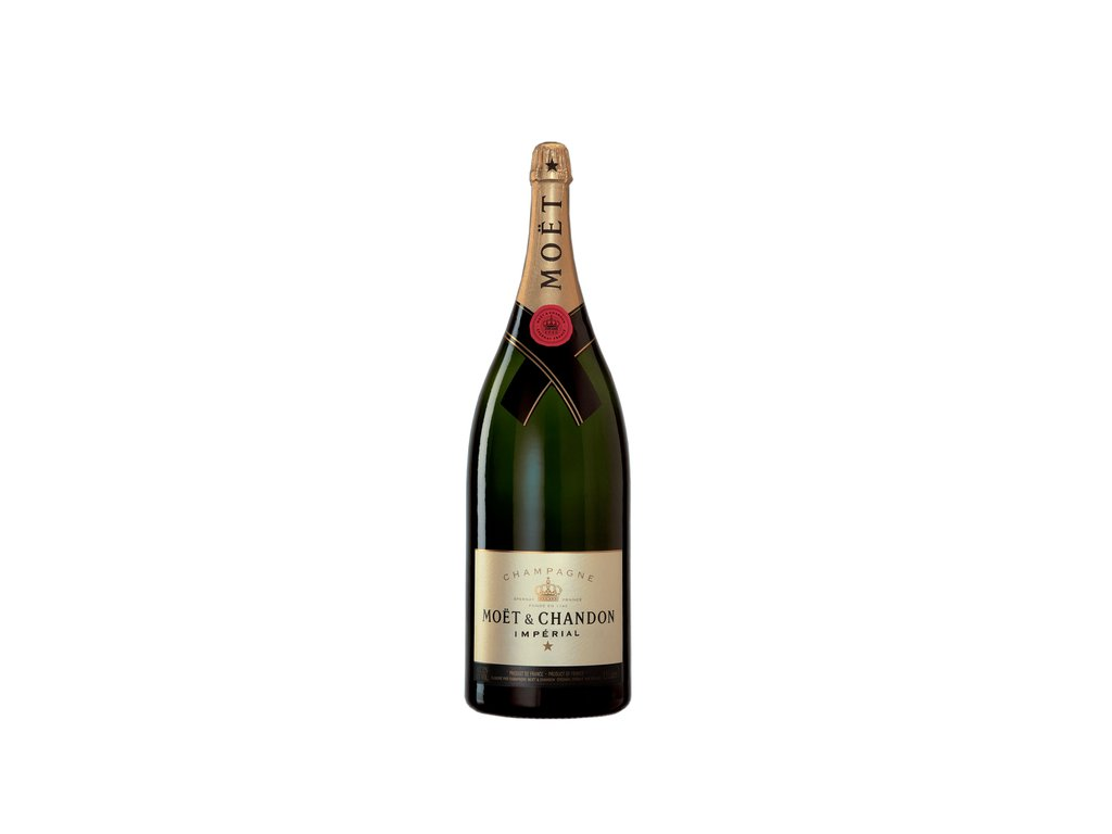 28 moet chandon brut imperial 9l sampanske