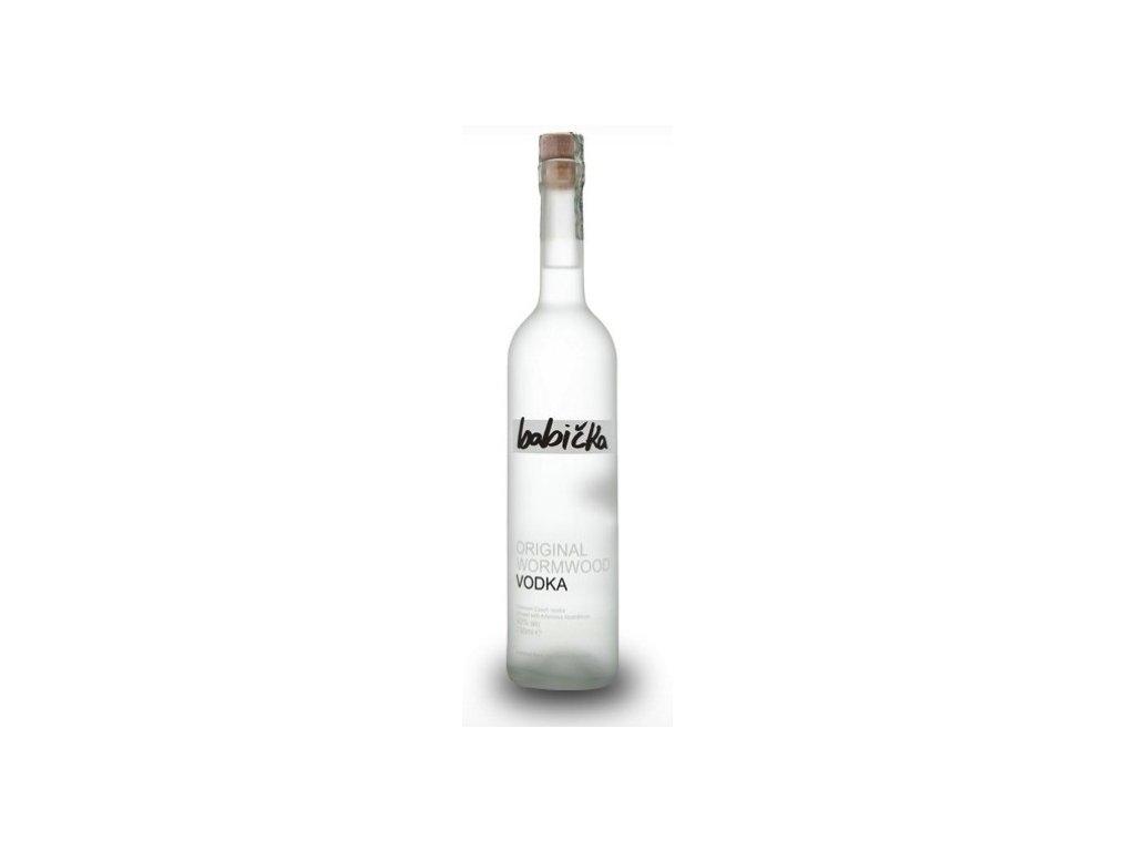 392 babicka vodka 0 7 l 40