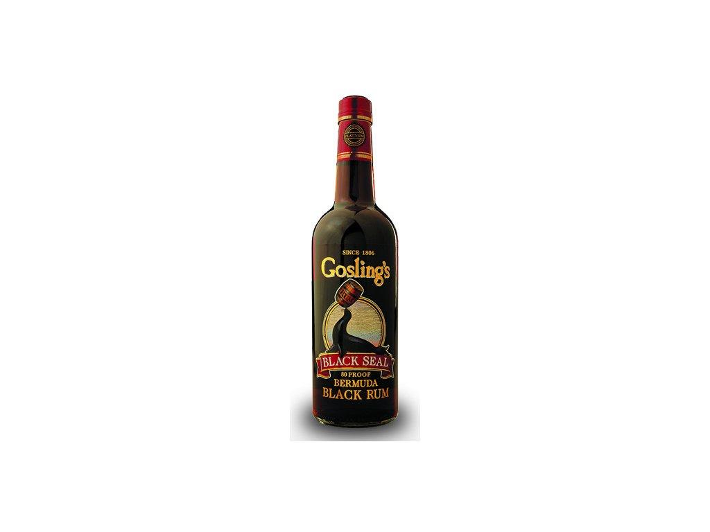 402 gosling s black seal rum 0 7l 40