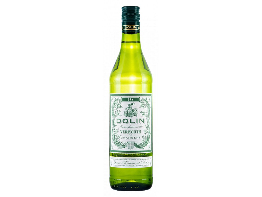 vermouth dry bouteille