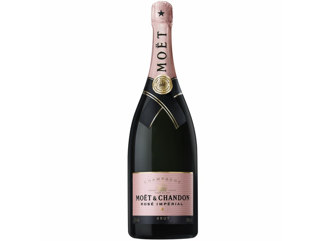 99182 Moet Chandon Rose Imperial Magnum 15L 12 Vol 4