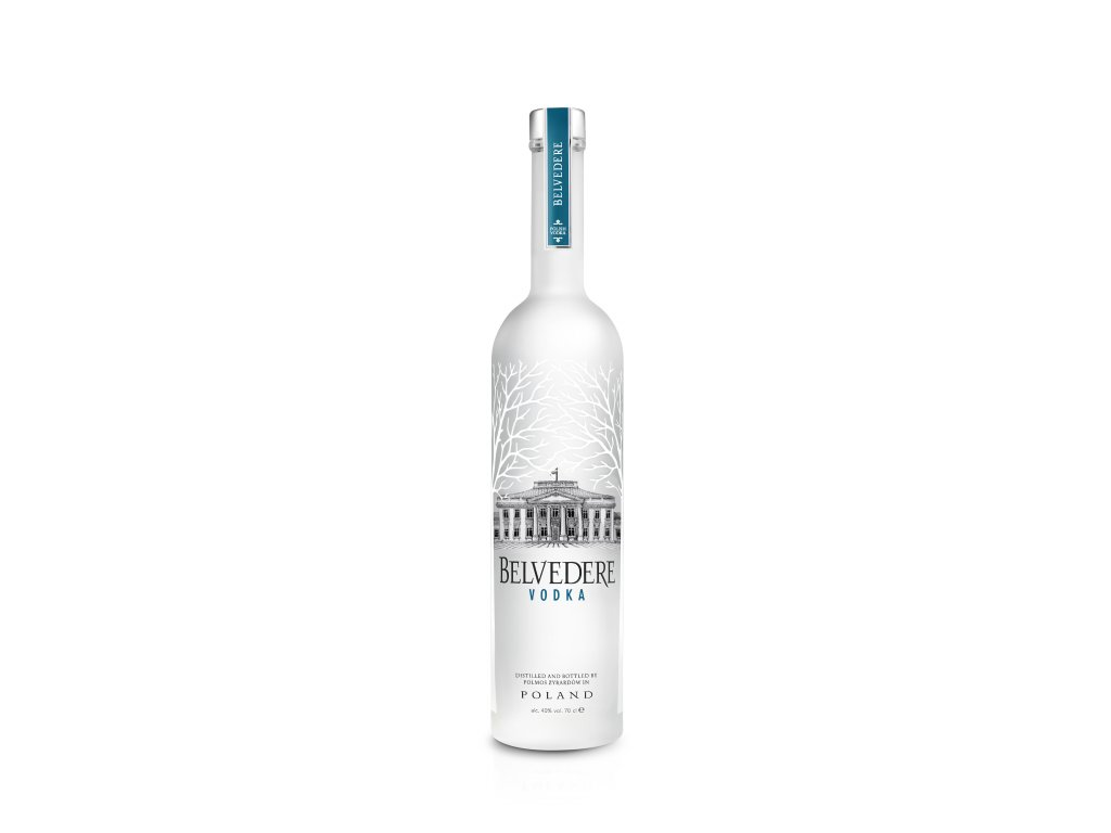 1059707 Belvedere Pure 40% 70cl. New