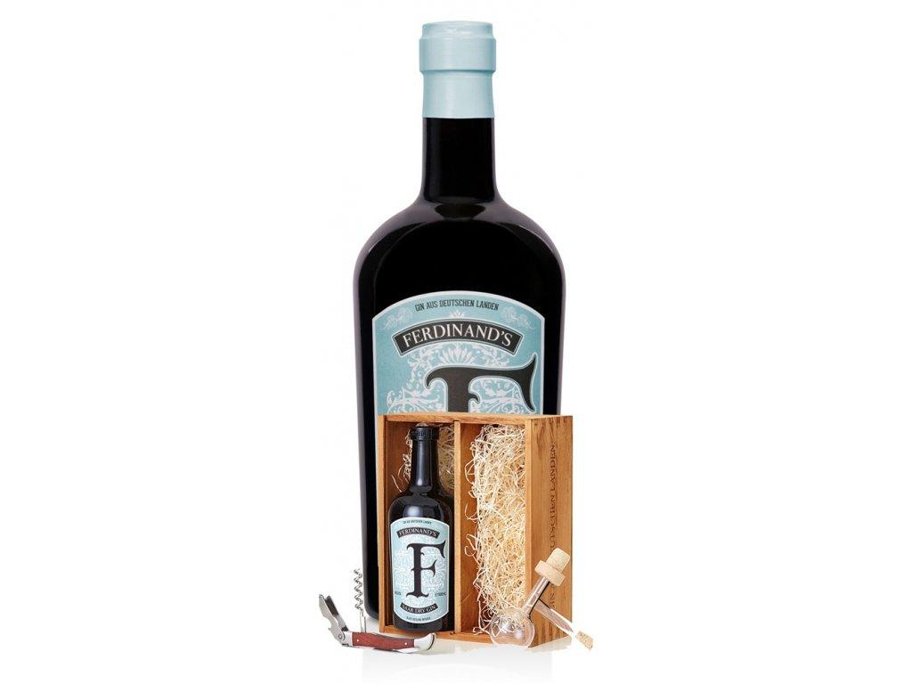Ferdinand's Saar Dry Gin Homebar Set