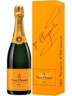 Veuve Clicquot Brut 0,75l Giftbox Šampaňské