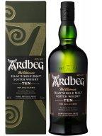Ardbeg 10 yo Giftbox 0,7l 46% whisky