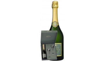 11249 champagne deutz brut classic gift box 2 sklenicky 0 75 l 12