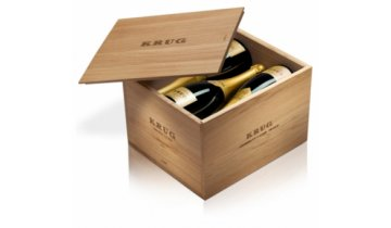 Krug Grande Cuvee NV, 3 ID Case Deal