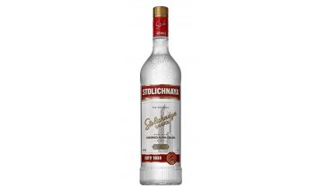 Stolichnaya Vodka Original  1 l 40%