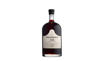 Grahams Port Wine Tawny 10 years old 4,5 l  20%