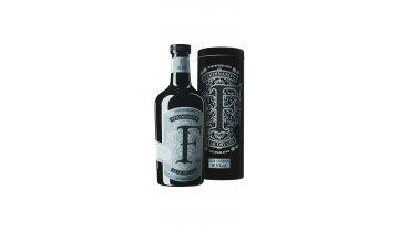 Ferdinand's Saar Dry Gin Cask Strength 66,6% v dárkové tubě
