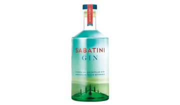 Sabatini London Dry Gin 41,3% 0,7