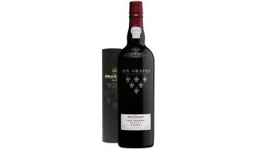 Grahams Port Wine Ruby Six Grapes Reserve v dárkové tubě 0,75 l 20%