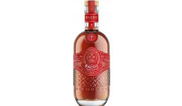 Rum Bacoo 700ml 7YO 40%