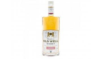 368 svach s old well whisky stareno v sudu po portskem vine 46 3 alc