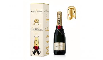 Moët & Chandon Impérial Brut Gift Box + bottle stopper