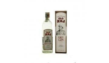 Cadenhead´s Old Raj Dry Gin 46,0% 0,7
