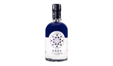 Öreg Cornish Dry Gin 40% 0,7
