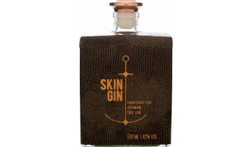 Skin Gin Reptile Brown 42% 0,5