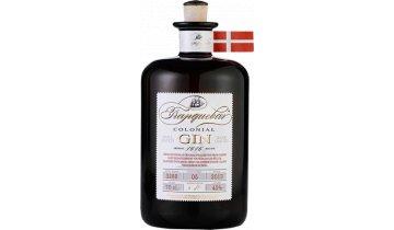 Tranquebar Colonial Dry Gin 45% 0,7