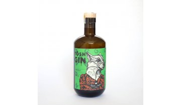 Tösh Gin Batch no.1 Black Stuff 46% 0,7